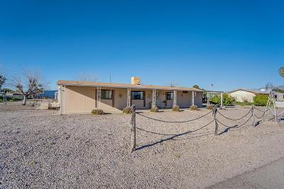 Pima County Manufactured Home For Sale: 5140 W Pima Farms Road