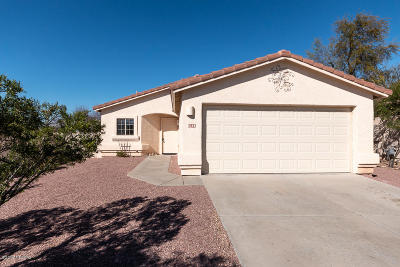 Tucson Single Family Home For Sale: 6588 W Hassayampa Place