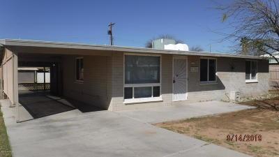 Tucson Single Family Home For Sale: 5827 E 30th Street