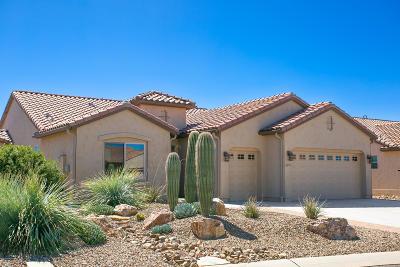 Saddlebrooke Single Family Home Active Contingent: 62775 E Oakwood Drive