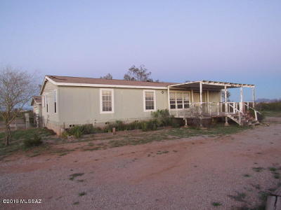 Pima County Manufactured Home For Sale: 18044 W Husker Lane