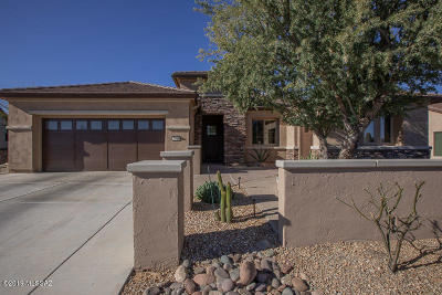 Green Valley  Single Family Home For Sale: 2164 E Madera Plateau Drive