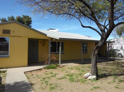 Pima County Single Family Home For Sale: 2126 S Holly Stravenue