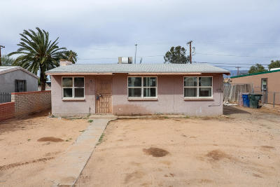 Pima County Single Family Home For Sale: 3757 E Ellington Place
