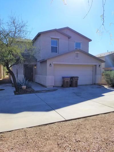 Pima County Single Family Home For Sale: 8461 N Placita De La Manzana
