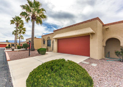 Pima County, Pinal County Townhouse For Sale: 9466 E Calle Bolivar