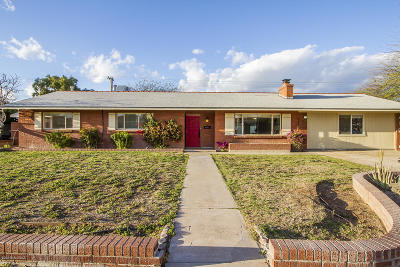 Tucson Single Family Home For Sale: 4351 E Bryn Mawr Road