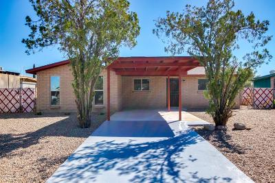 Pima County Single Family Home Active Contingent: 5811 S Catalina Avenue