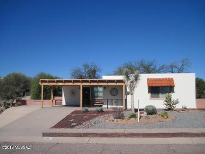 Green Valley  Single Family Home For Sale: 1880 S San Vincent Drive