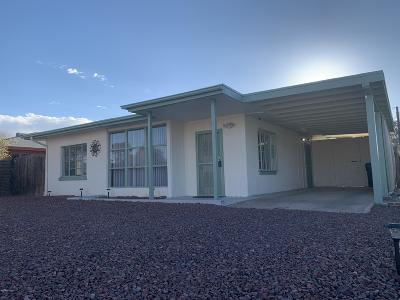 Pima County Single Family Home For Sale: 2231 N Swan Road