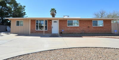 Tucson Single Family Home For Sale: 6668 E Calle Herculo