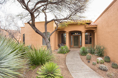 Tucson Single Family Home For Sale: 3542 N Tanuri Drive