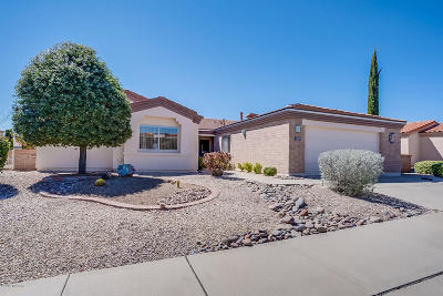 Green Valley Single Family Home For Sale: 1477 W Desert Jewel Court