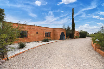 Pima County, Pinal County Single Family Home For Sale: 8022 E Mi Casita Street