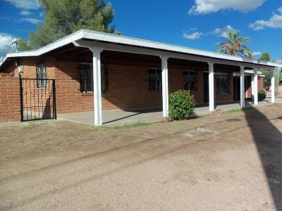 Pima County Single Family Home For Sale: 6899 E Broadway Boulevard