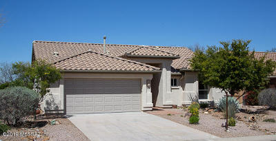 Green Valley Single Family Home For Sale: 901 N Desert Deer Pass