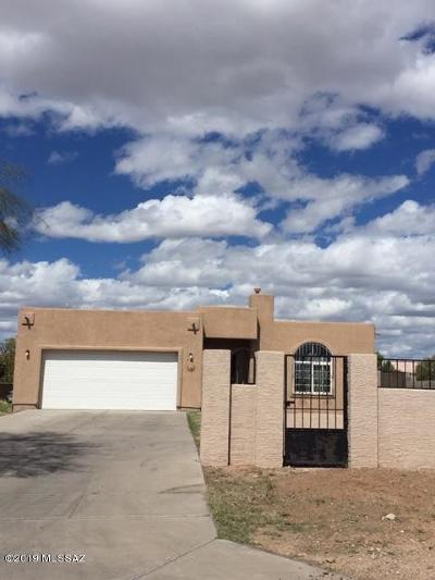 Pima County Single Family Home For Sale: 946 W Teton Street