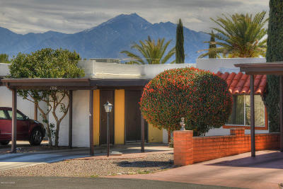 Pima County Townhouse For Sale: 1356 S Desert Meadows Circle