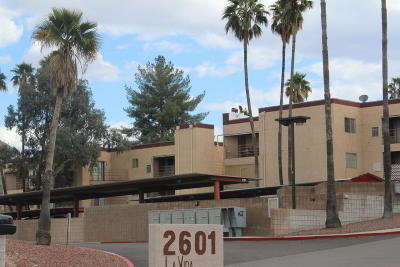 Tucson Condo For Sale: 2601 W Broadway Boulevard