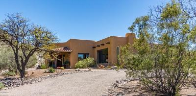 Tucson Single Family Home Active Contingent: 4109 E Bujia Segunda