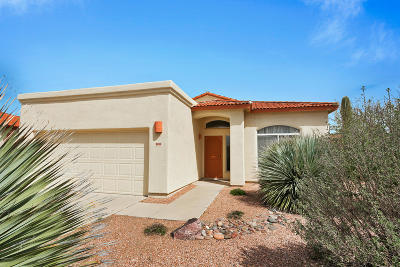 Pima County, Pinal County Single Family Home For Sale: 8891 E Desert Lily Place