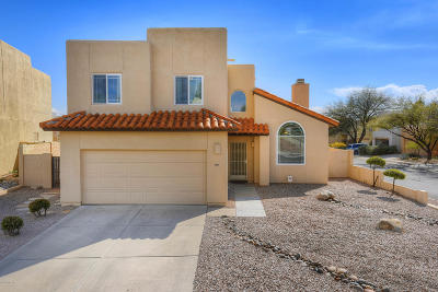 Pima County Single Family Home For Sale: 1295 W Feather Grass Place