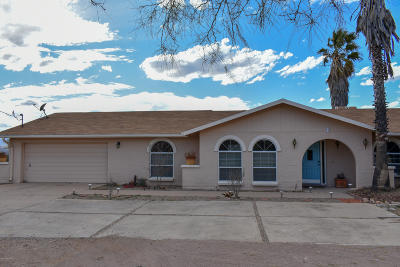 Rio Rico Single Family Home For Sale: 418 Rio Rico Drive
