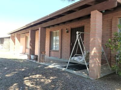 Pima County, Pinal County Single Family Home For Sale: 8049 E Manitoba Place