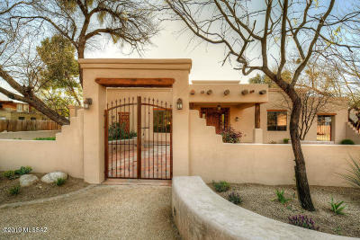 Tucson Single Family Home For Sale: 11209 E Shady Lane