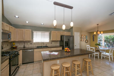 Pima County Single Family Home For Sale: 4744 W Wild Horse Drive