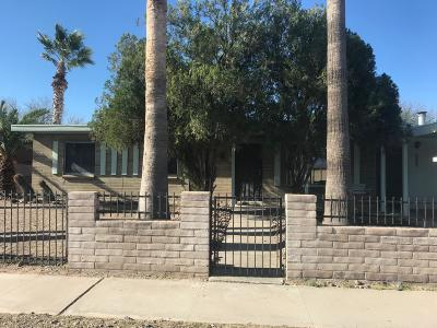 Pima County Single Family Home For Sale: 2120 E Montana Drive