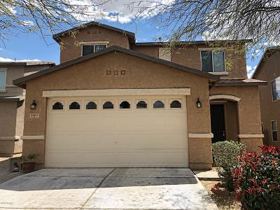 Tucson Single Family Home For Sale: 1067 W Sea Urchin Street