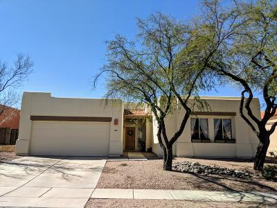 Pima County, Pinal County Single Family Home For Sale: 1725 N Camino Agrios