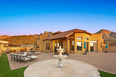 Oro Valley Single Family Home For Sale: 10781 N Della Vita Place