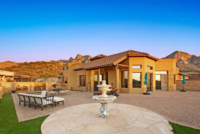 Oro Valley Single Family Home Active Contingent: 10781 N Della Vita Place