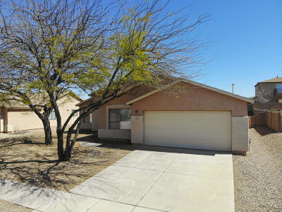 Pima County Single Family Home For Sale: 6688 S Hidden Flower Way