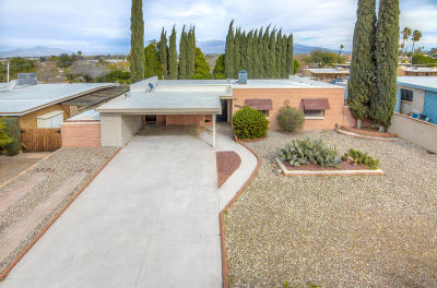 Pima County Single Family Home For Sale: 2009 S Avenida Guillermo