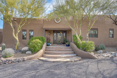 Pima County Single Family Home For Sale: 790 W Panorama Road