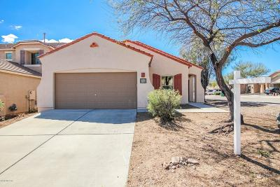 Sahuarita Single Family Home For Sale: 127 W Calle Mantilla