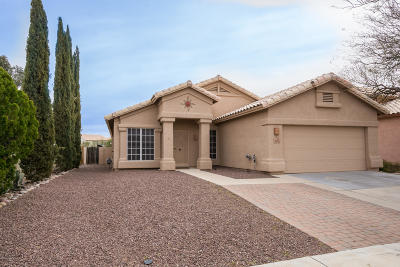 Marana Single Family Home For Sale: 9066 N Safflower Lane