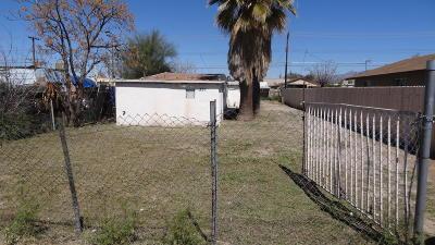 Tucson Single Family Home For Sale: 331 E 35th Street