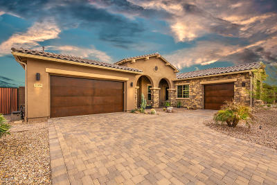 Oro Valley Single Family Home For Sale: 13498 N Silver Cassia Place