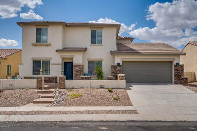 Sahuarita Single Family Home For Sale: 15046 S Camino Rancho Sueno
