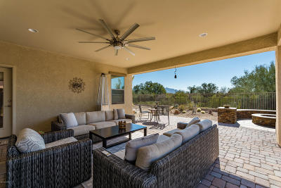 Pima County Single Family Home For Sale: 11338 N Adobe Village Place