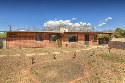 Tucson Single Family Home For Sale: 3301 E Monte Vista Drive