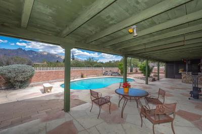 Tucson Single Family Home For Sale: 1650 E Entrada Octava