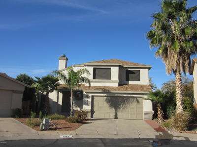 Tucson Single Family Home For Sale: 2925 W Autumn Breeze Drive