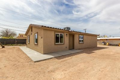 Tucson Single Family Home For Sale: 1718 S 8th Avenue