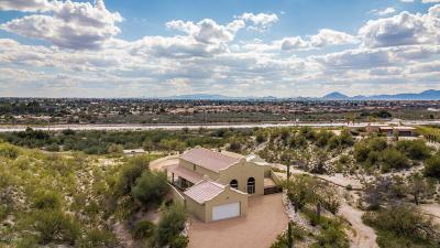 Tucson Single Family Home For Sale: 4609 E Coachlight Lane