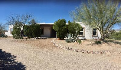 Tucson Single Family Home For Sale: 2311 N Tanque Verde Circle